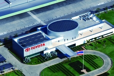 Toyota Opens The Third Toyota Assembly Plant