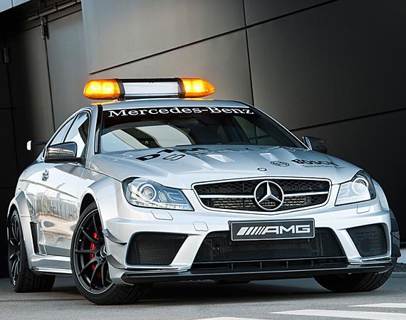 BenzPaceCar