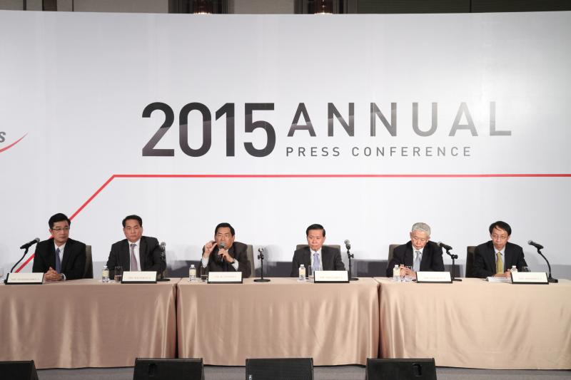 TOYOTA Annual Press Conference 2015_002