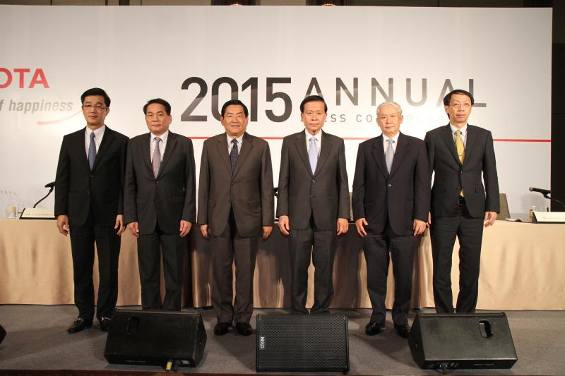 TOYOTA Annual Press Conference 2015_003