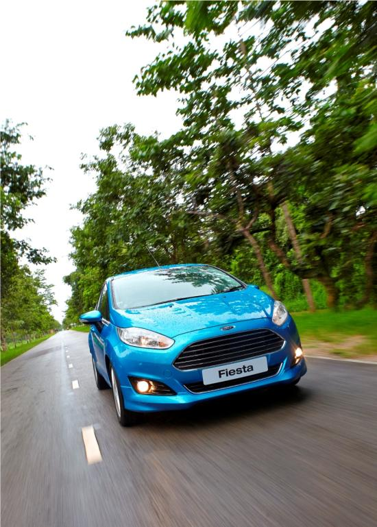 New Fiesta Stay Smart on the go1