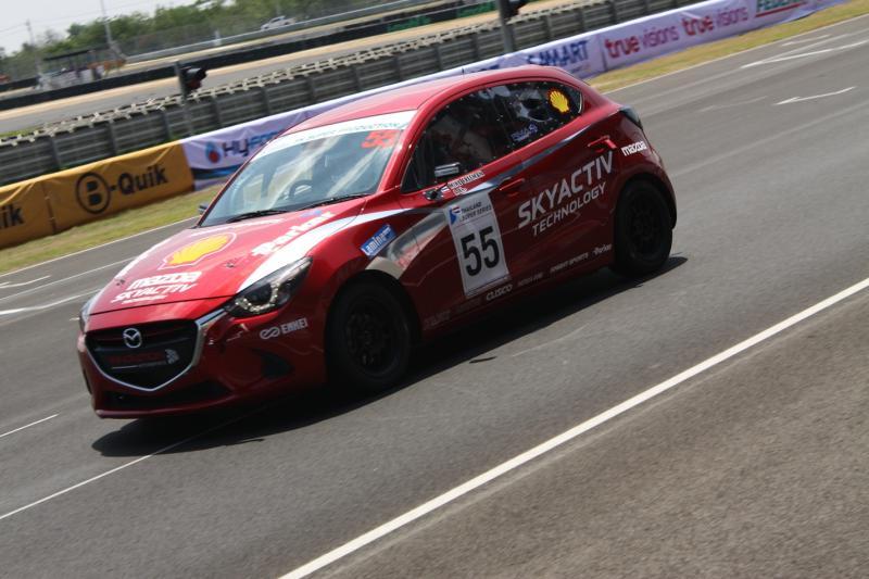 Mazda2 SKYACTIV-D Motorsport