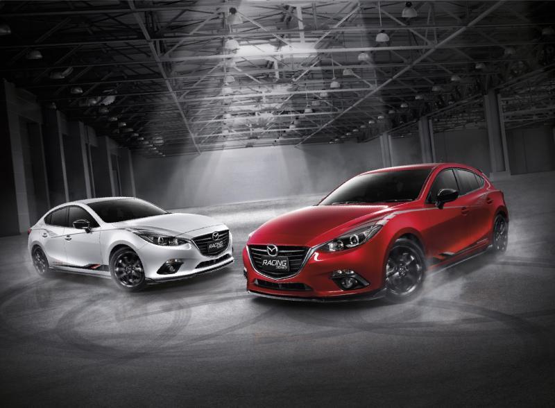 Mazda3 Racing Series