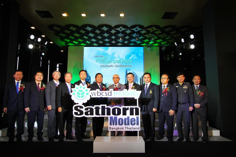 Sathon Model_008